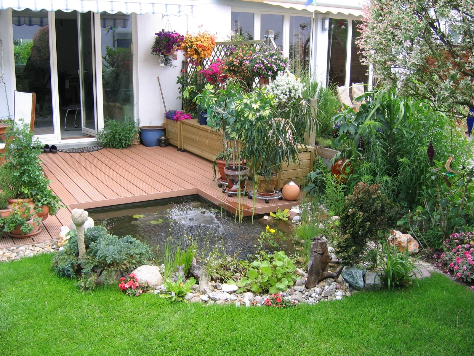 Gartengestaltung - Grüne Oase